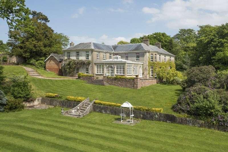 8 Bedrooms Detached House for sale in Sampford Arundel, Wellington, Somerset, TA21
