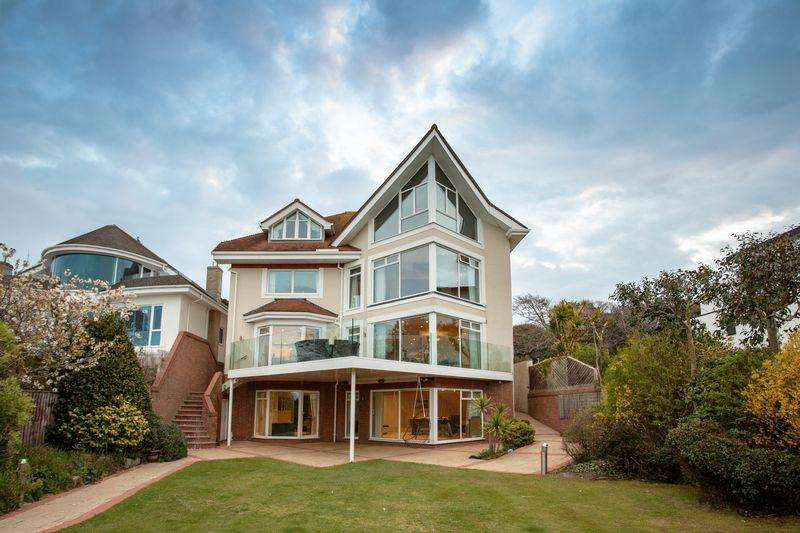 6 Bedrooms Detached House for sale in Dorset Lake Avenue, Lilliput, Poole