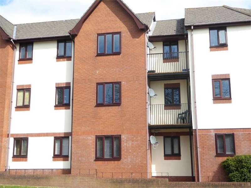 1 Bedroom Flat for sale in Meads Court, Bulwark, Chepstow