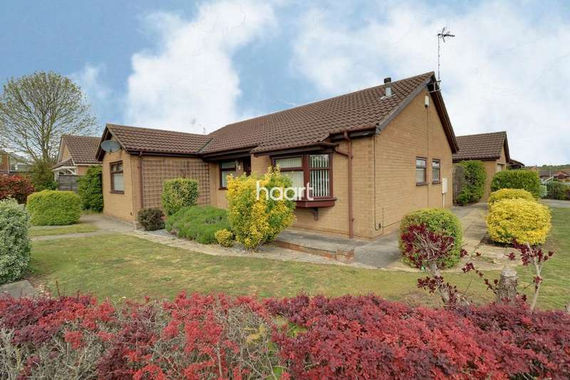 3 Bedrooms Detached Bungalow for sale in Wolsey Way, Lincoln