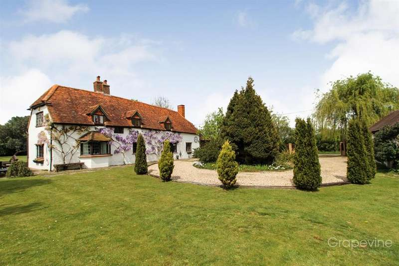 4 Bedrooms Cottage House for sale in Green Lane, Hurst, Reading