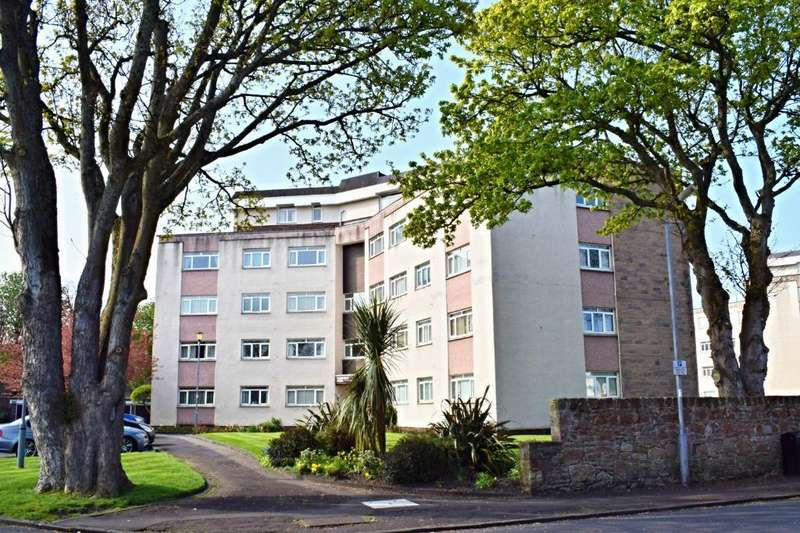2 Bedrooms Apartment Flat for sale in Fairfield Park, Ayr, South Ayrshire, KA7 2AU