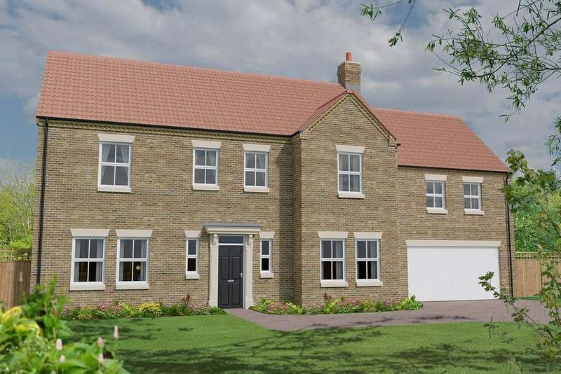 4 Bedrooms Detached House for sale in The Lapwing Extra, Pingley Vale, Brigg, North Lincolnshire, DN20