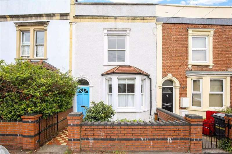 2 Bedrooms Terraced House for sale in Morgan Street, St Pauls