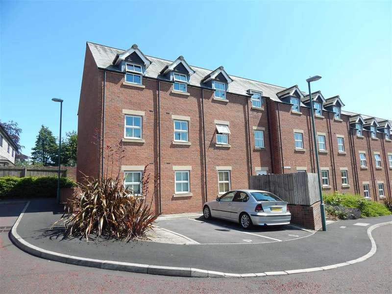 2 Bedrooms Apartment Flat for sale in Archers Court, Crossgate Moor