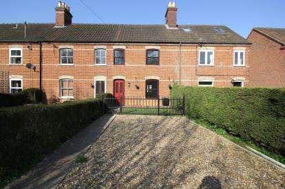 3 Bedrooms Terraced House for sale in Wymondham, Norfolk