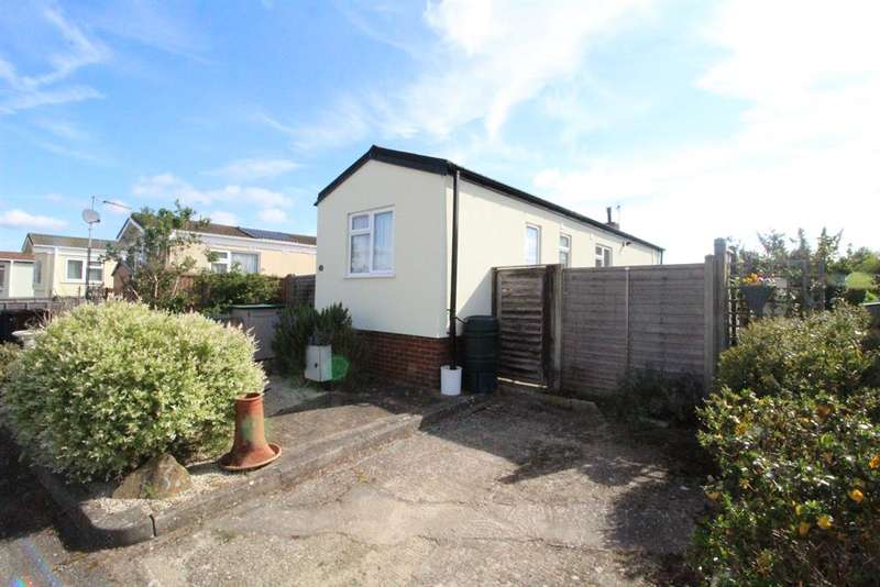 1 Bedroom Park Home Mobile Home for sale in Chapel Farm Mobile , Park, Normandy, Surrey, GU3 2BB