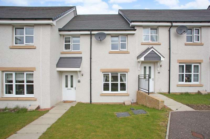 3 Bedrooms Terraced House for sale in 14 Kinlouch Crescent, Rosewell, EH24 9BY