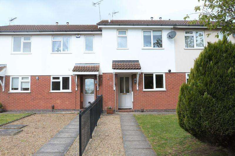 2 Bedrooms Terraced House for sale in Broughtons Field, Wigston