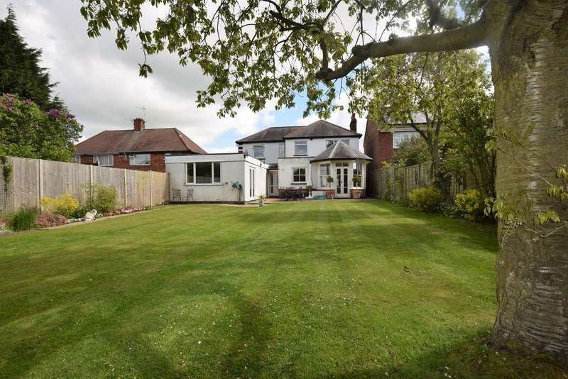 4 Bedrooms Detached House for sale in Middlefield Lane, Hinckley LE10
