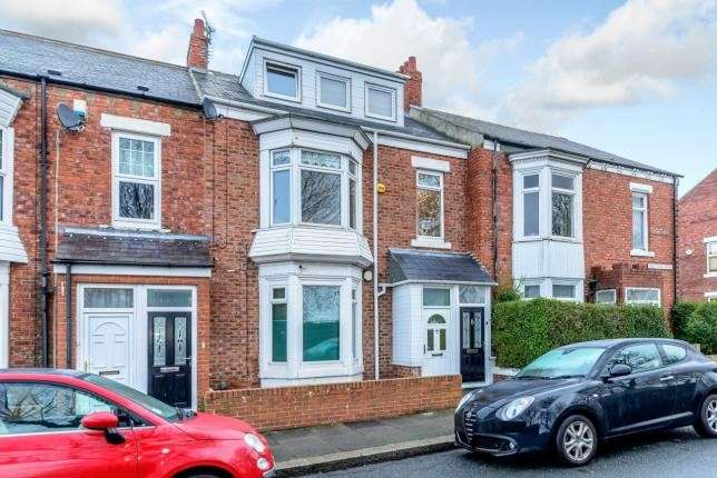 2 Bedrooms Maisonette Flat for sale in West Park Road, South Shields, Tyne and Wear, NE33 4LB