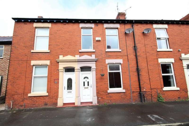 3 Bedrooms Terraced House for sale in Lindley Street, Lostock Hall