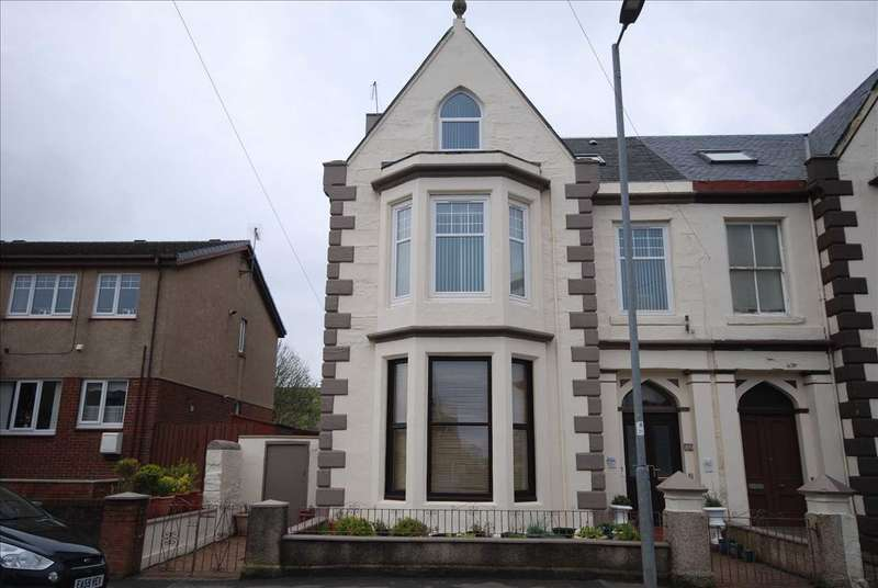 4 Bedrooms Maisonette Flat for sale in Montgomerie Street, Ardrossan