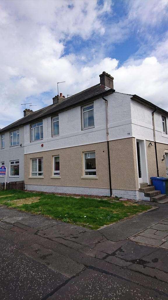 3 Bedrooms Flat for sale in Kelvin Street, Grangemouth, FK3