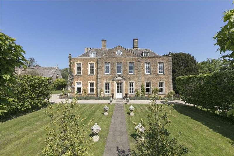 8 Bedrooms Detached House for sale in Whichford, Shipston-on-Stour, CV36