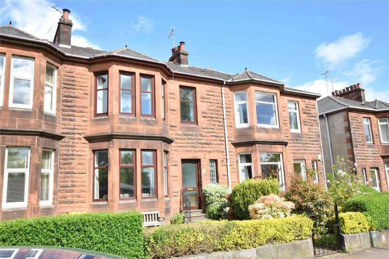 3 Bedrooms Terraced House for sale in Randolph Road, Broomhill, Glasgow