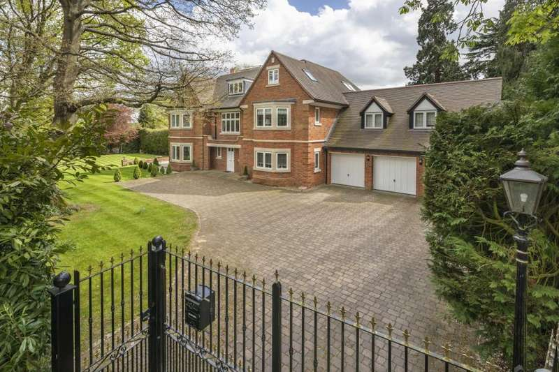 6 Bedrooms Detached House for sale in Ascot, Berks