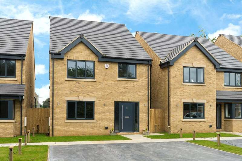 4 Bedrooms Detached House for sale in Rectory Close, Farnham Royal, Slough