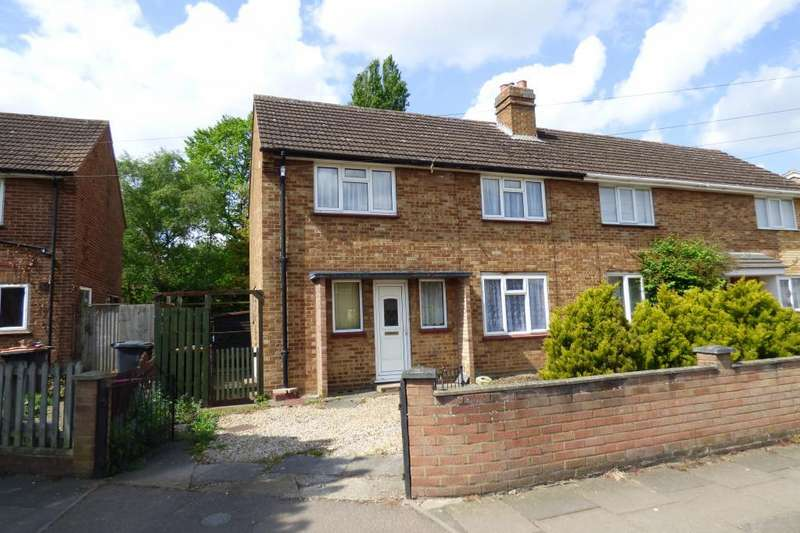 2 Bedrooms Semi Detached House for sale in Bedford, Beds, MK42 0LS