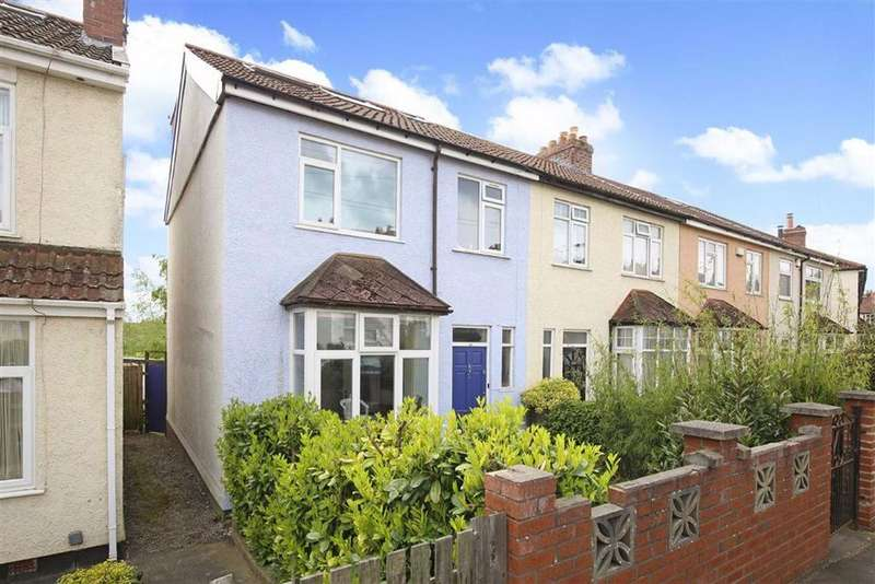 5 Bedrooms End Of Terrace House for sale in Downend Road, Horfield