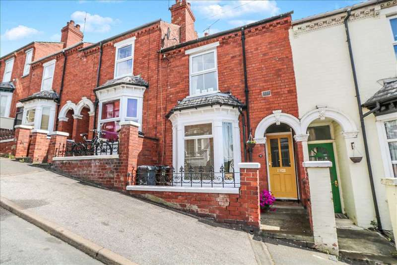 2 Bedrooms Terraced House for sale in Fairfield Street, Lincoln