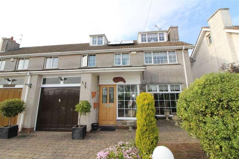 4 Bedrooms Semi Detached House for sale in Jon Len, Goldcliff, Newport