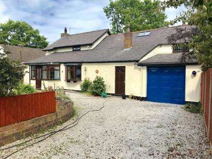 5 Bedrooms Detached House for sale in Pantile Cottages, Paradise Lane, Hawarden, Deeside, CH5