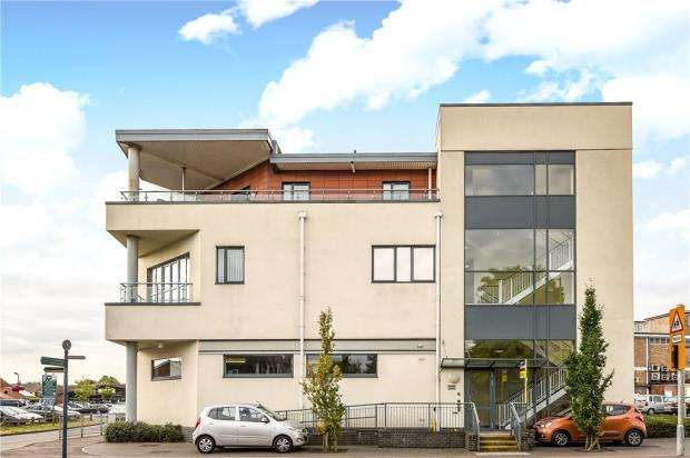 2 Bedrooms Apartment Flat for sale in Sandford Court, 6 Headley Road, Reading
