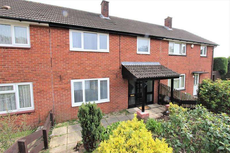 4 Bedrooms Terraced House for sale in Tallis Close, Newport. NP19 9LW