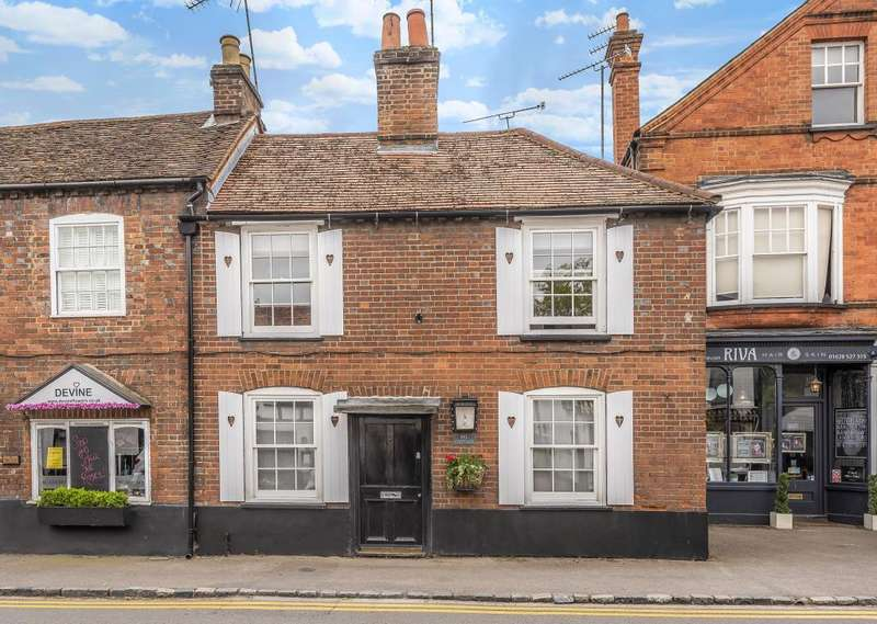 3 Bedrooms Cottage House for sale in High Street, Cookham, SL6