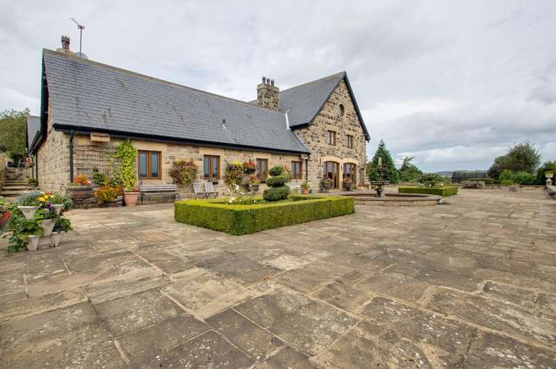 6 Bedrooms Barn Conversion Character Property for sale in Harrogate Road, North Rigton