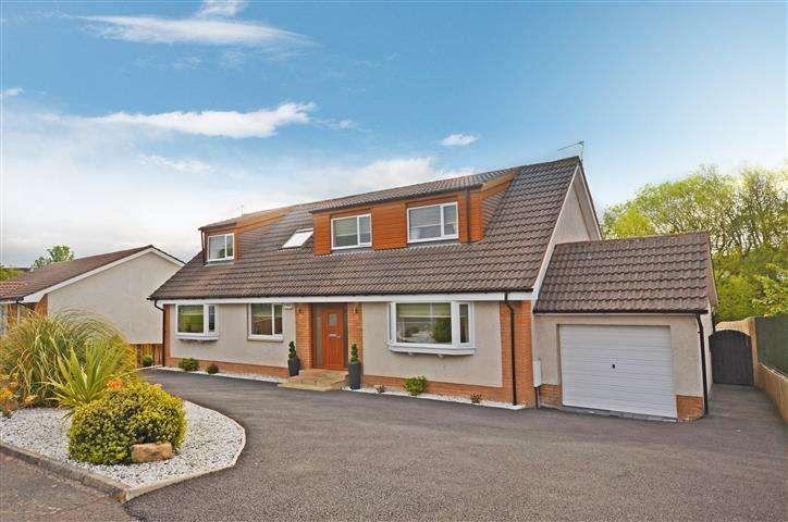 4 Bedrooms Detached Villa House for sale in 7 Brown Carrick Drive, Doonfoot, KA7 4JA