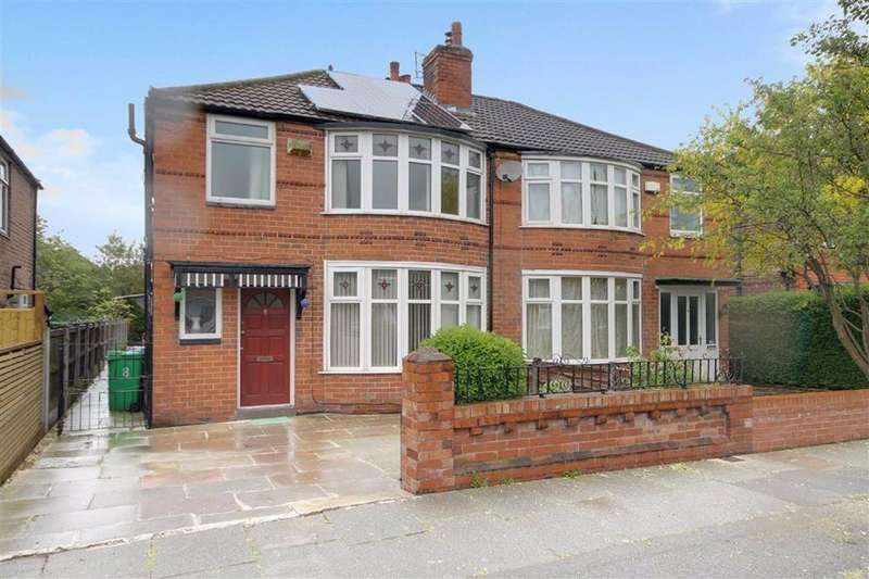 3 Bedrooms Semi Detached House for sale in Hatherley Road, Manchester
