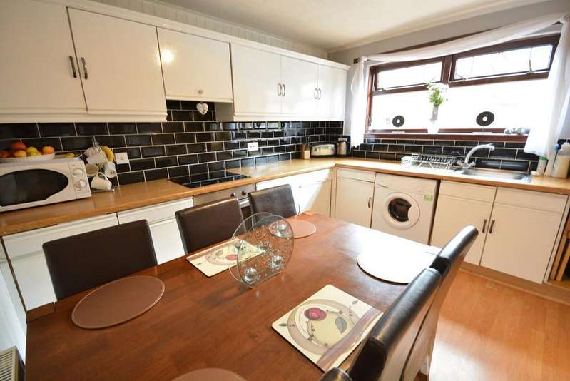 2 Bedrooms Terraced House for sale in East Main Street, Darvel, KA17