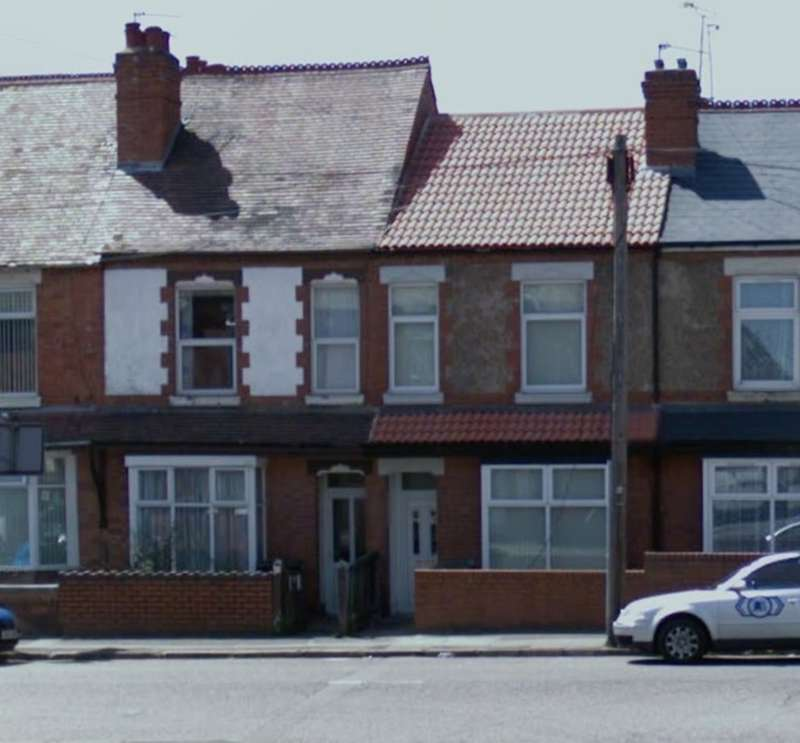 4 Bedrooms Terraced House for rent in Kingsway, Stoke