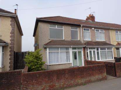 3 Bedrooms End Of Terrace House for sale in Forest Road, Kingswood, Bristol