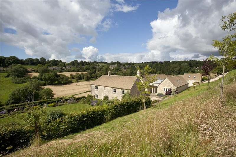 5 Bedrooms Detached House for sale in Calves Hill, Chedworth, Cheltenham, GL54