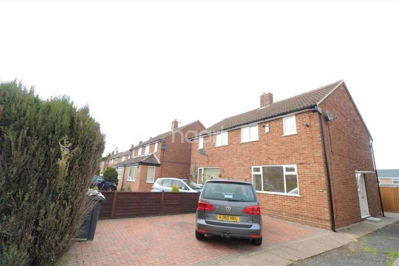 2 Bedrooms Semi Detached House for rent in Chesford Road, Stopsley