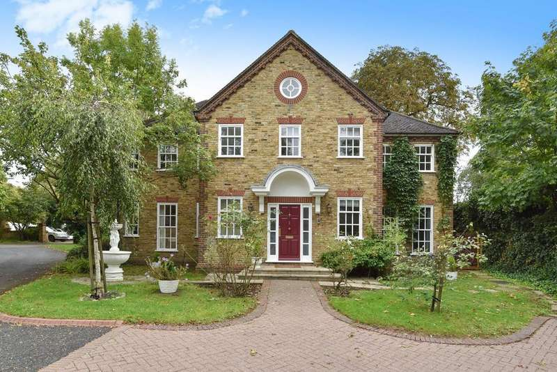 6 Bedrooms Detached House for sale in Hambledon Place, Dulwich