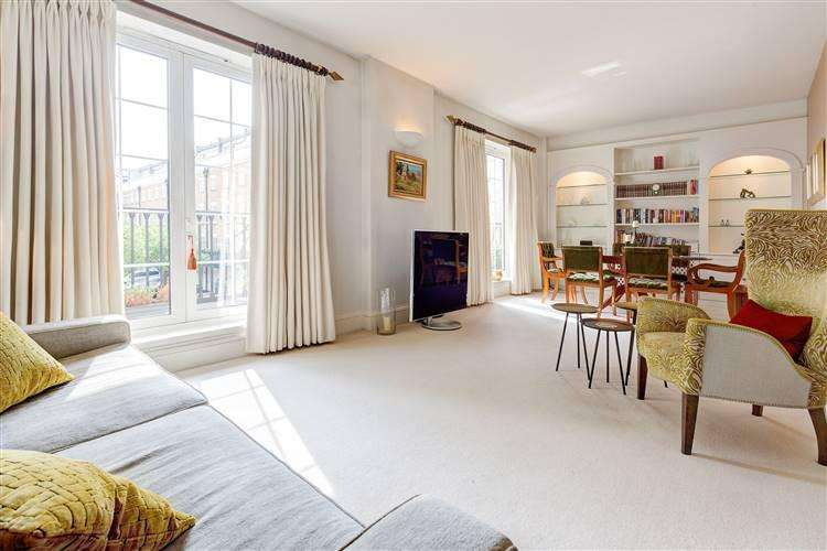 2 Bedrooms Apartment Flat for rent in Carlyle Court, Chelsea Harbour, London SW10
