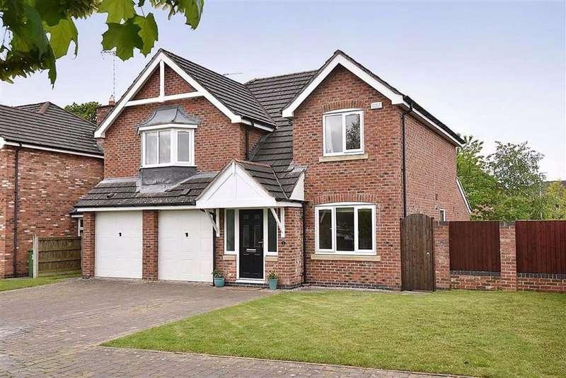 4 Bedrooms Detached House for sale in Walton Heath Drive, Tytherington