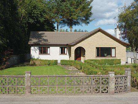 3 Bedrooms Detached Bungalow for sale in The Bungalow Edderton IV19 1JY