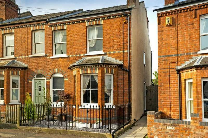 3 Bedrooms End Of Terrace House for sale in Cheltenham, Gloucestershire