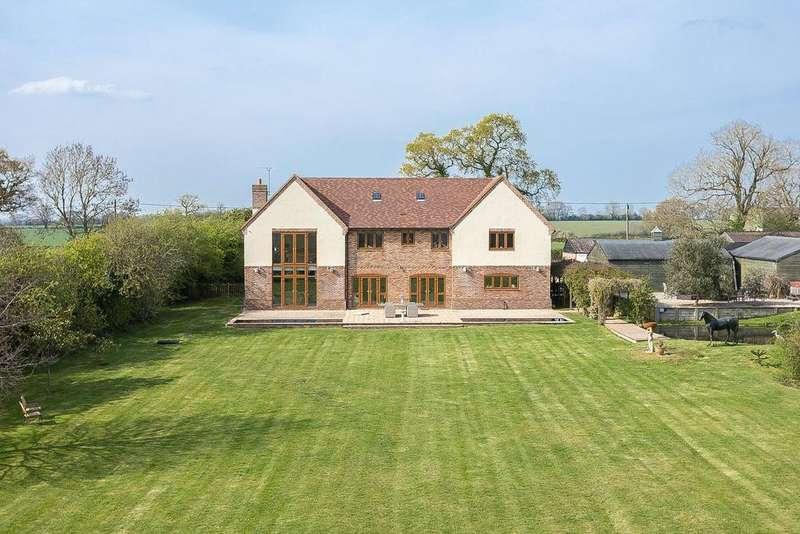 6 Bedrooms Detached House for sale in Little Horwood Road, Great Horwood, Milton Keynes, MK17