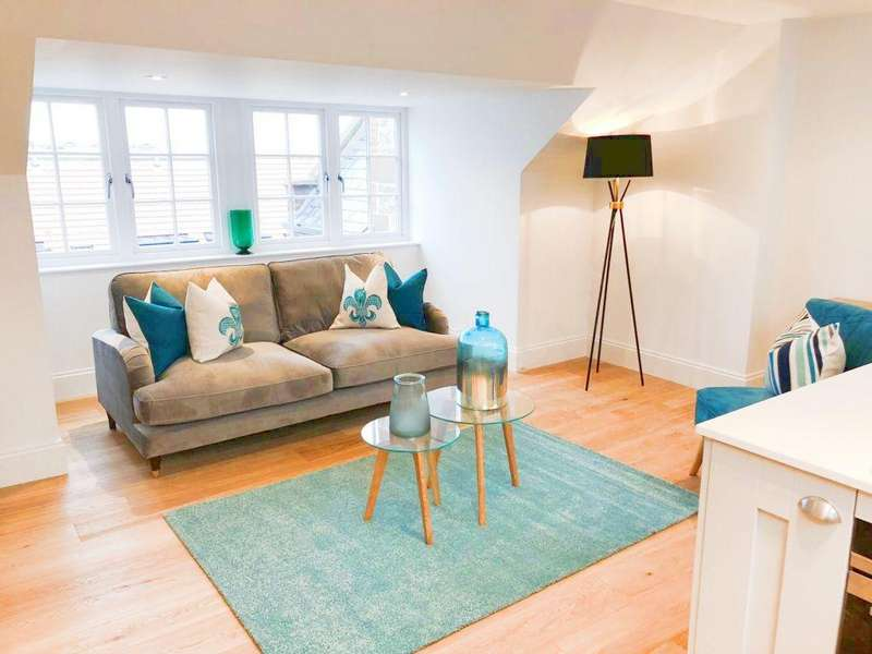 1 Bedroom Flat for sale in Apartment 8, Archer House, Main Street, Gullane, East Lothian, EH31 2AA