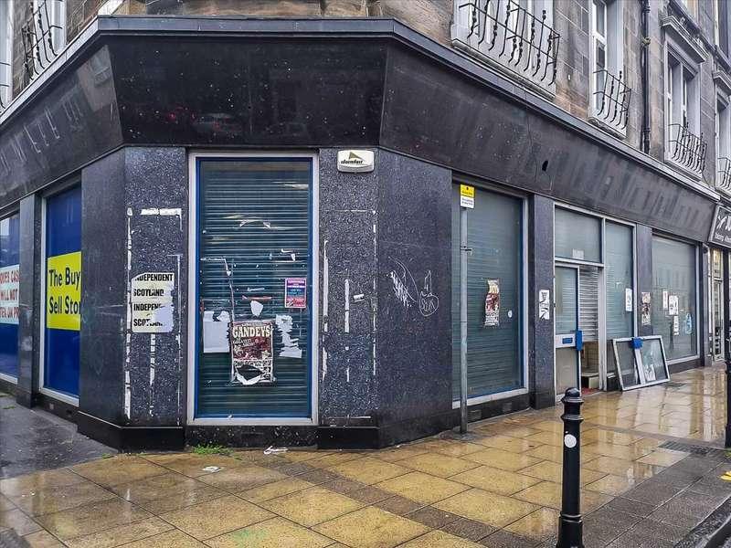 Shop Commercial for rent in Great Junction Street, Edinburgh