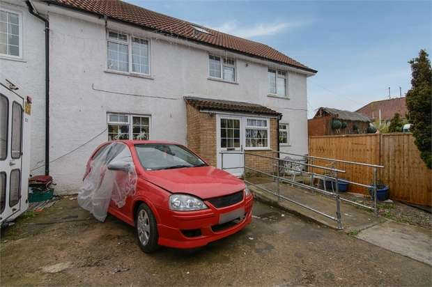 4 Bedrooms Semi Detached House for sale in Bourne Road, Bristol, Bristol