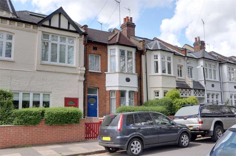 3 Bedrooms Terraced House for sale in Nightingale Lane, Crouch End, London