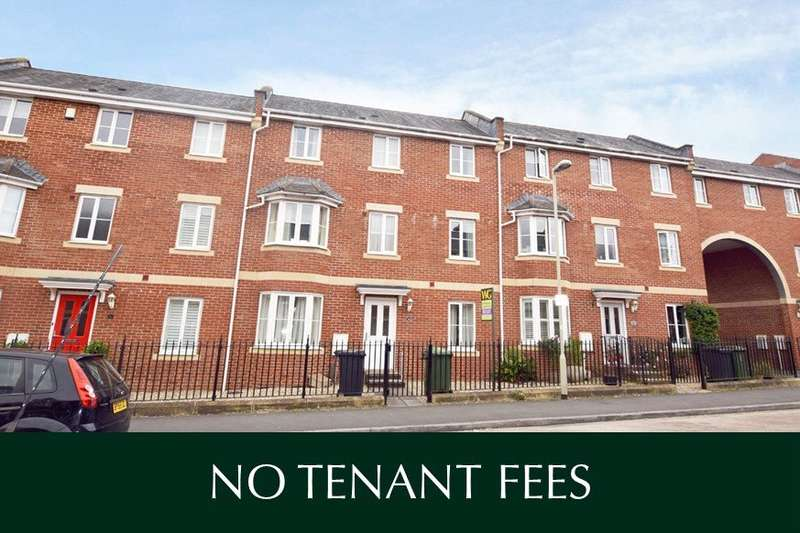 4 Bedrooms Terraced House for rent in Exeter