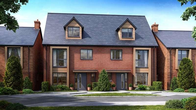 4 Bedrooms Semi Detached House for sale in Exeter Road, Topsham, Devon